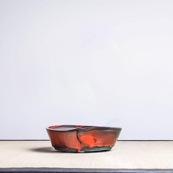 bpg110 1 IBUKI Hand Made Bonsai Pot by Mariusz Folda   Image of bpg110 1
