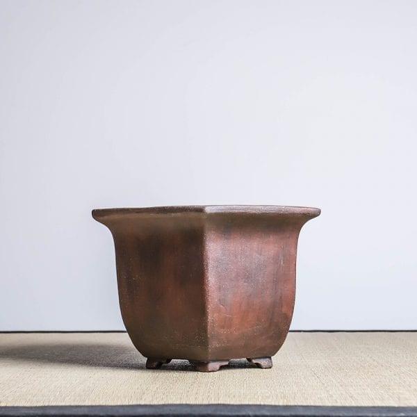 bpu84 1 IBUKI Hand Made Bonsai Pot by Mariusz Folda   Image of bpu84 1