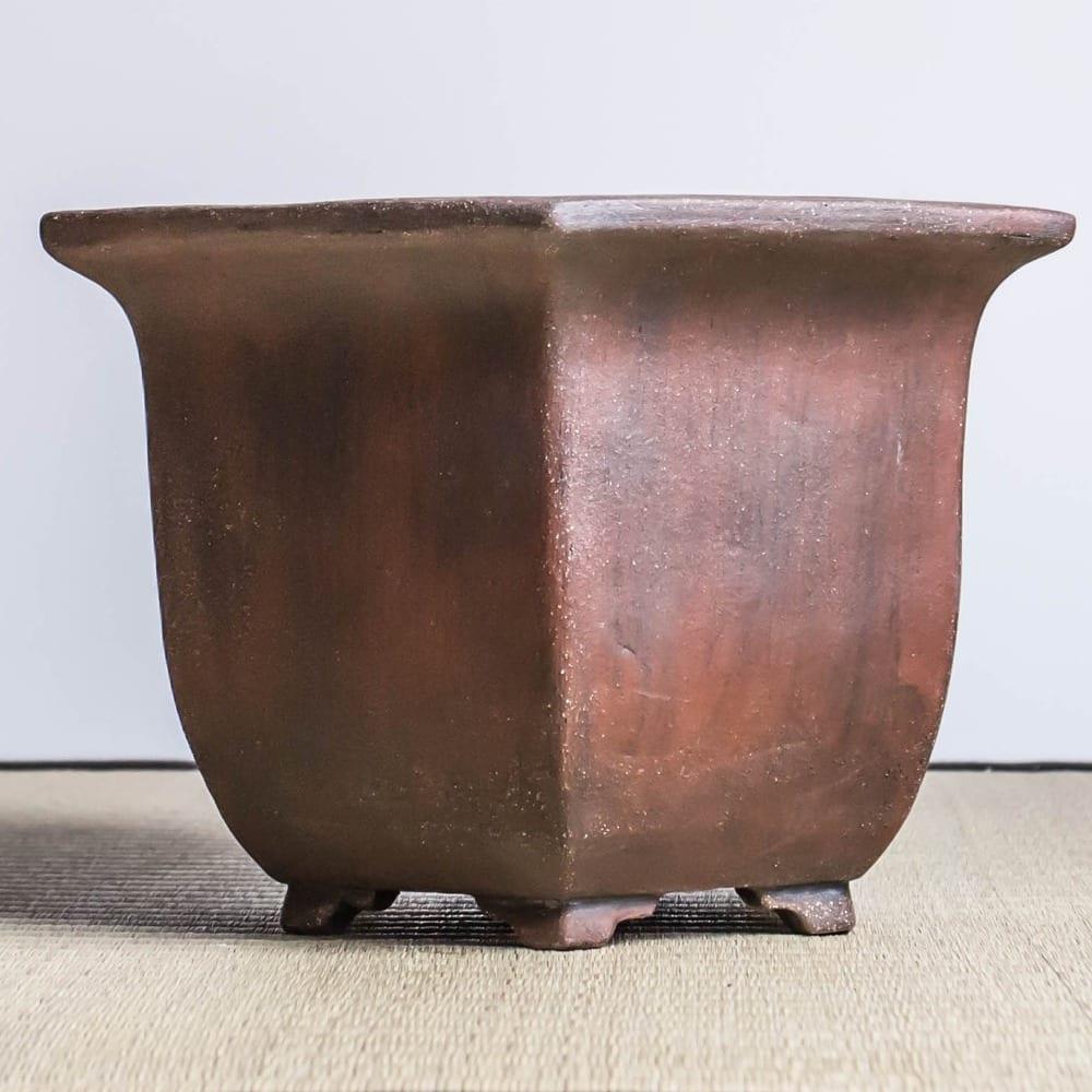 bpu84 6 IBUKI Hand Made Bonsai Pot by Mariusz Folda   Image of bpu84 6