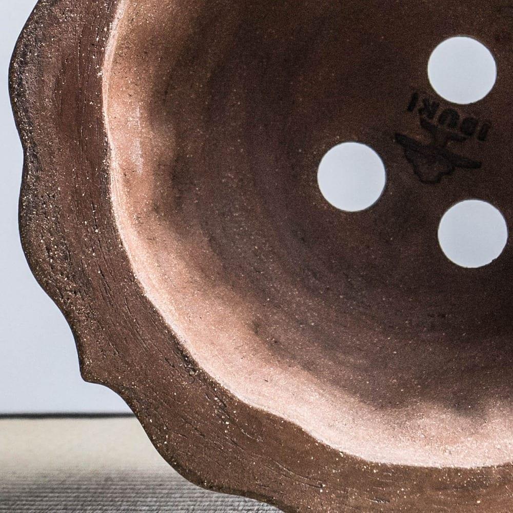 bpu88 5 IBUKI Hand Made Bonsai Pot by Mariusz Folda   Image of bpu88 5