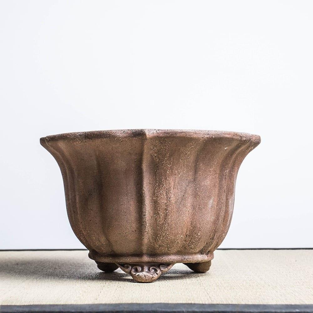 bpu8 1 1 IBUKI Hand Made Bonsai Pot by Mariusz Folda   Image of bpu8 1 1