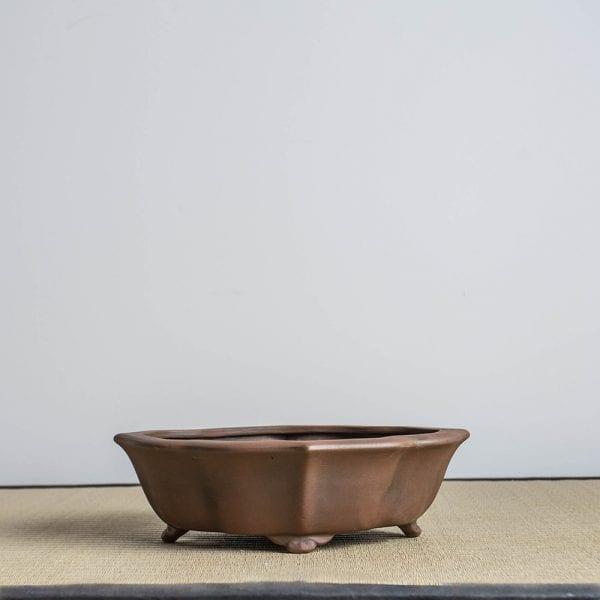 bpu91 1 IBUKI Hand Made Bonsai Pot by Mariusz Folda   Image of bpu91 1
