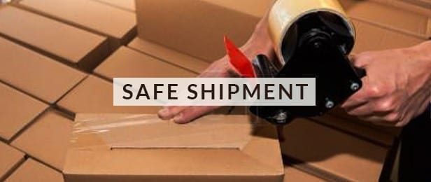 safeshipment Homepage   Image of safeshipment