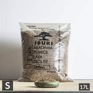 60akadama40pumice small1 2 2 300x300 MIX AKADAMA 60% / PUMICE (BIMS) 40% IBUKI Bonsai Sieved Substrate for leaf trees 6.5 7mm   Image of 60akadama40pumice small1 2 2 300x300
