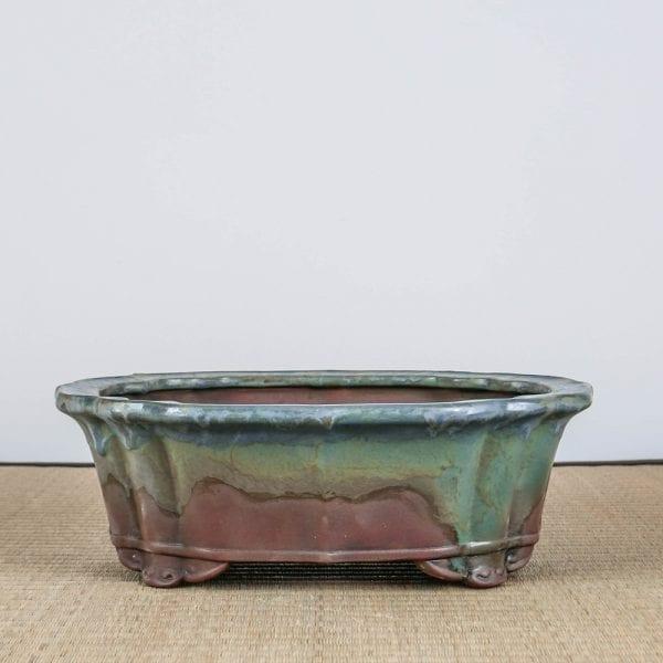 bpg142 1 1 IBUKI Hand Made Bonsai Pot by Mariusz Folda   Image of bpg142 1 1