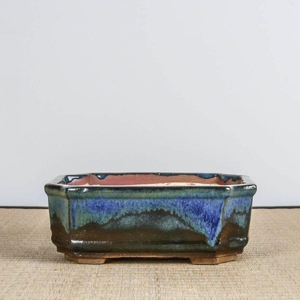 bpg148 1 IBUKI Hand Made Bonsai Pot by Mariusz Folda   Image of bpg148 1