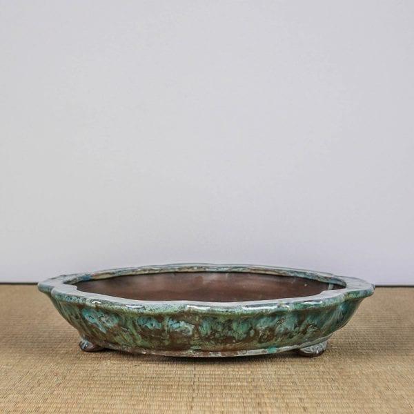 bpg153 1 1 IBUKI Hand Made Bonsai Pot by Mariusz Folda   Image of bpg153 1 1