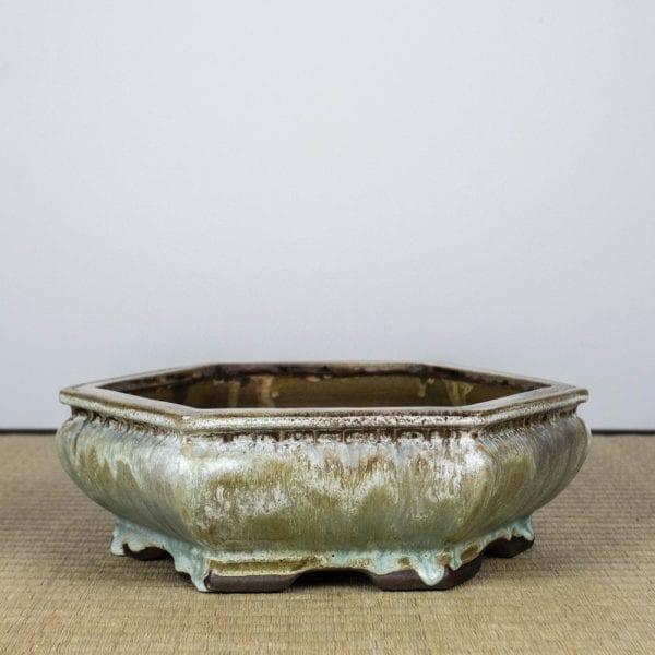 bpg162 1 IBUKI Hand Made Bonsai Pot by Mariusz Folda   Image of bpg162 1
