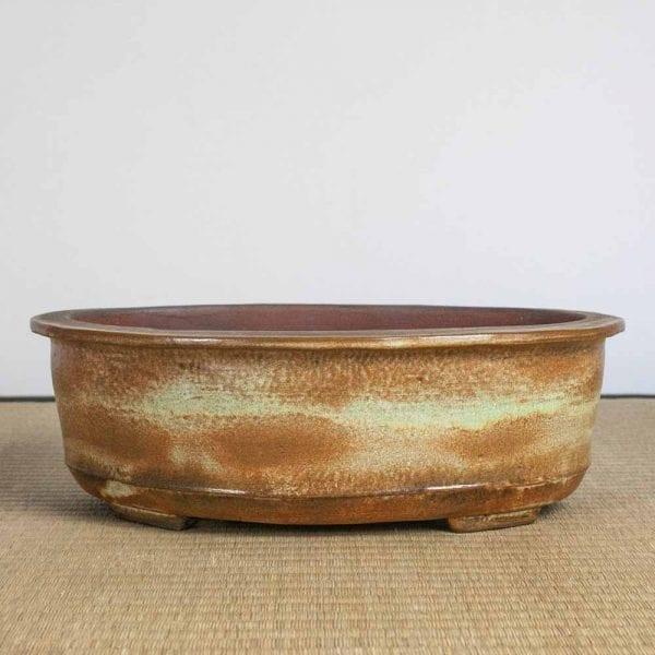 bpg165 1 1 IBUKI Hand Made Bonsai Pot by Mariusz Folda   Image of bpg165 1 1