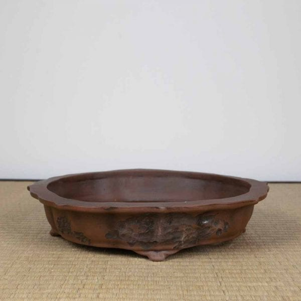 1 35 IBUKI Hand Made Bonsai Pot by Mariusz Folda   Image of 1 35