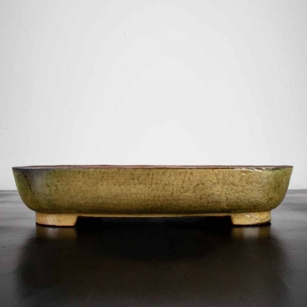 1 17 IBUKI Hand Made Bonsai Pot by Mariusz Folda   Image of 1 17