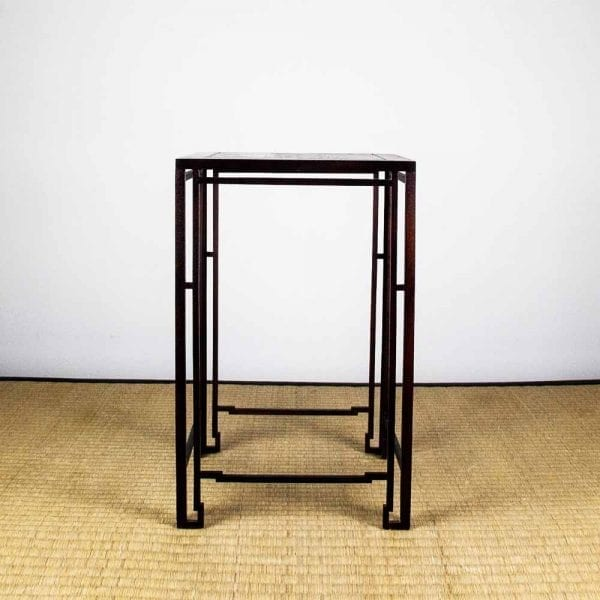 1 61 Handmade Bonsai Table by IBUKI   27 cm wide   Image of 1 61