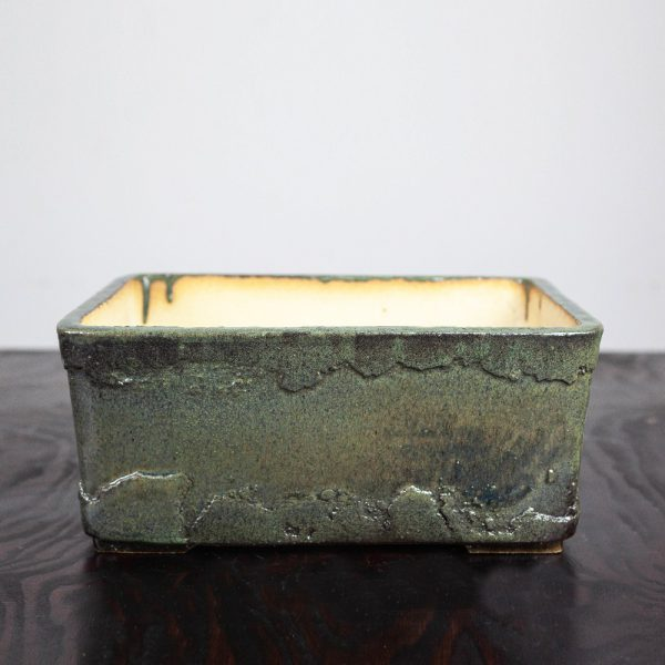 bonsai pot 1 28 IBUKI Hand Made Bonsai Pot by Mariusz Folda   Image of bonsai pot 1 28