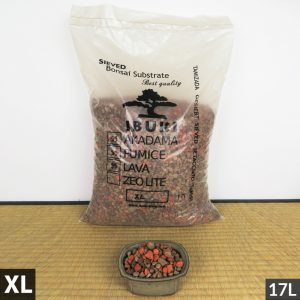 1 29 300x300 IBUKI BONSAI SIEVED SUBSTRATE MIX SEMIFIRED AKADAMA 33% / PUMICE (BIMS) 33% / LAVA 33% XL size  10 11 mm   Image of 1 29 300x300