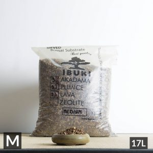 33a33p33l medium miniatura 1 300x300 IBUKI BONSAI SIEVED SUBSTRATE MIX SEMIFIRED AKADAMA 33% / PUMICE (BIMS) 33% / LAVA 33% XL size  10 11 mm   Image of 33a33p33l medium miniatura 1 300x300