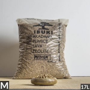 50akadama50pumice medium1 1 300x300 MIX AKADAMA 60% / PUMICE (BIMS) 40% IBUKI Bonsai Sieved Substrate for leaf trees 6.5 7mm   Image of 50akadama50pumice medium1 1 300x300