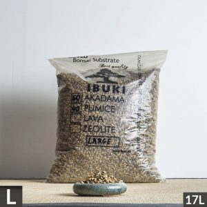 60akadama40pumice large1 1 5 300x300 MIX AKADAMA 60% / PUMICE (BIMS) 40% IBUKI Bonsai Sieved Substrate for leaf trees 6.5 7mm   Image of 60akadama40pumice large1 1 5 300x300