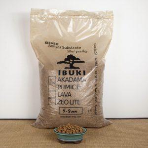 1 1 300x300 MIX AKADAMA 50% / LAVA 50% IBUKI Bonsai Sieved Substrate for needle trees 6,5 7mm   Image of 1 1 300x300